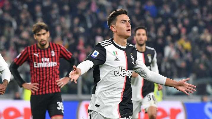 Dybala thường xuyên gieo sầu cho Milan