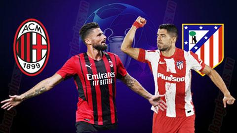 Nhận định bóng đá AC Milan vs Atletico, 02h00 ngày 29/9: Gió đã đổi chiều