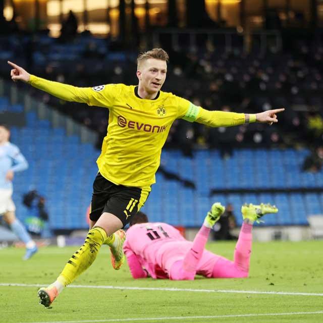 Reus và đồng đội sẽ biết cách vượt qua Augsburg