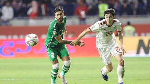 Nhận định bóng đá Iraq vs Lebanon, 21h30 ngày 7/10: giải cơn khát chiến thắng
